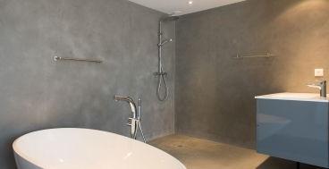 Microcemento alicante beton cire el revestimiento - Precio del microcemento ...